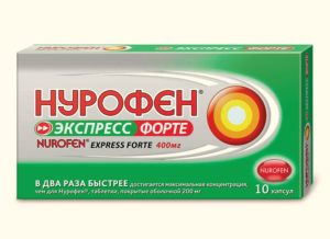 нурофен против зубной боли фото